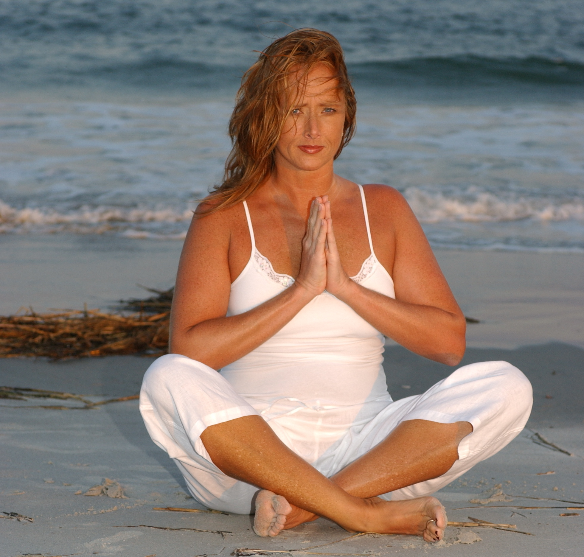 yoga with leslie blackwell